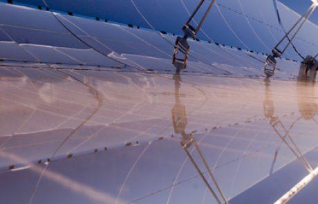 סימנס חיברה לרשת ההולכה תחנת כוח תרמו סולארית בספרד