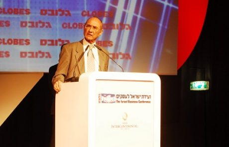השר לנדאו בועידת ישראל לעסקים: אעשה הכל למנוע עיכוב בפיתוח קידוח תמר