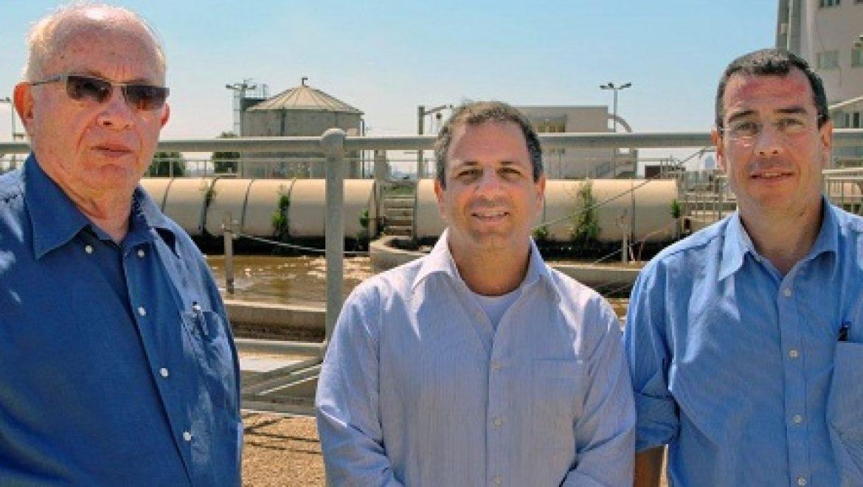 מפל אנרגיה ירוקה התקינה מערכות לטיהור מי שפכים ברמת השרון וביבנה