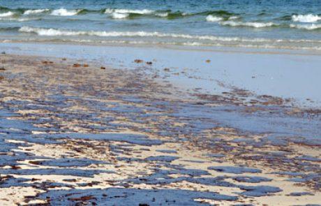 חברת החשמל הכניסה לתחנות כוח ציוד חדש לטיפול באירועי זיהום ים