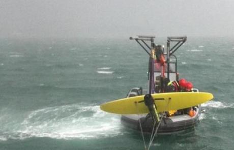 עפיפון ימי הצליח להפיק חשמל מזרמי ים ואוקיינוסים