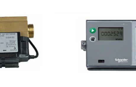 שניידר אלקטריק מציגה מונה מיזוג מרכזי המאפשר חיוב מדויק ללקוח