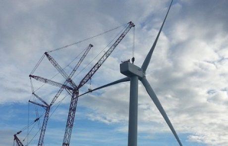 טורבינת הרוח הימית הגדולה בעולם תחל לפעול השנה בסקוטלנד