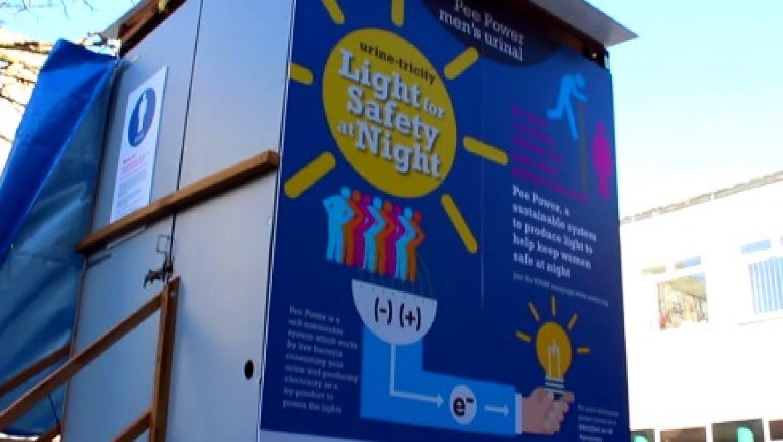 בריטניה: תאי שירותים ניידים שמנצלים את התכולה שלהם כדי לייצר אנרגיה