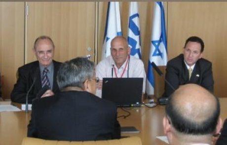 """משלחת בכירה מדרום קוריאה בוחנת שת""""פ עם ישראל בתחומי האנרגיה המתחדשת"""