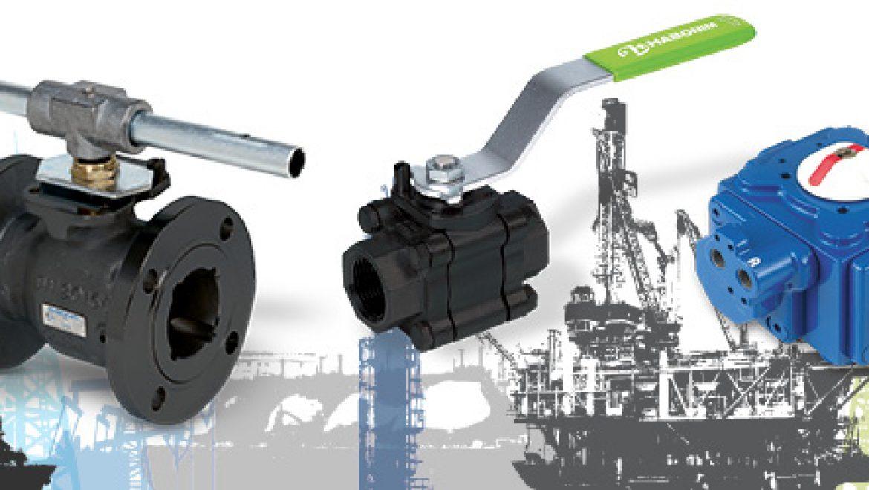 ברזי 'הבונים' מאושרים לתעשיית הגז והנפט
