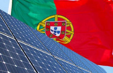 פורטוגל מצמצמת את ב-60% את יעדיה לייצור חשמל סולארי עד 2020