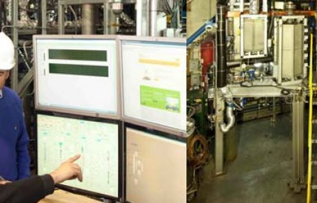 חברת בת של החברה לישראל חנכה מתקן זיקוק לבנזין מבוסס גז טבעי