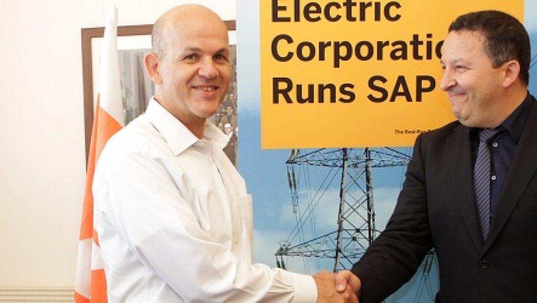 רשת חכמה: חברת החשמל ו-SAP ישראל חתמו על הסכם אסטרטגי