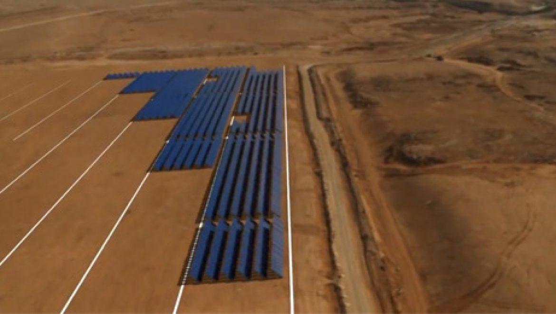 סולאר ישראל שוכרת 485 דונם ברמת חובב להקמת מתקן סולארי