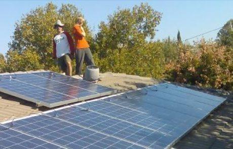 לראשונה בישראל: אנרייט התקינה מערכת בקרה סולארית חדשנית של TIGO
