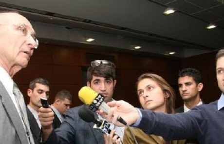 """שר התשתיות עוזי לנדאו: """"אי הוודאות הוסרה. ישראל היא מעצמת גז"""""""