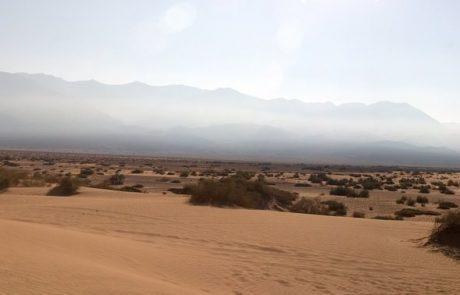 ניצחון חלקי לתושבי הערבה: בית המשפט הגביל את כריית חולות סמר למיליון טון חול