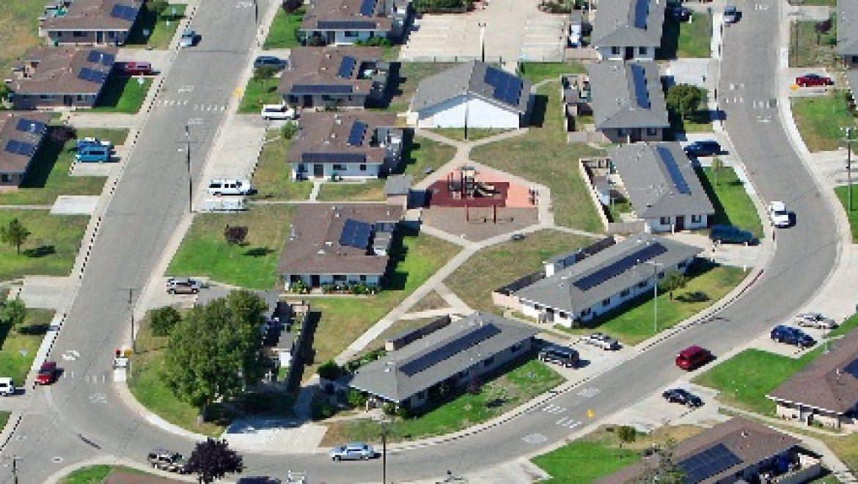 """פרויקט חדש בארה""""ב – חשמל סולארי למשפחות מעוטות הכנסה"""
