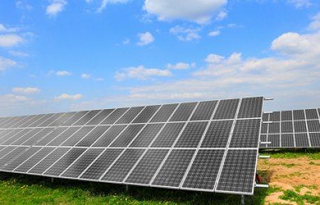 אנרגיה נקייה בסביבה טובה