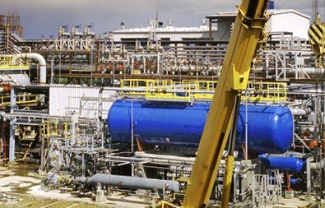 """גזפרום הרוסית במגעים לפיתוח מאגר הגז הטבעי """"לוויתן"""""""