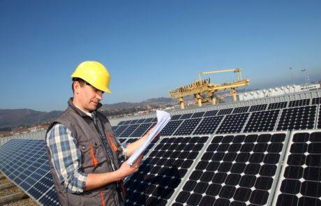 צמיחת שוק האנרגיה סולרית