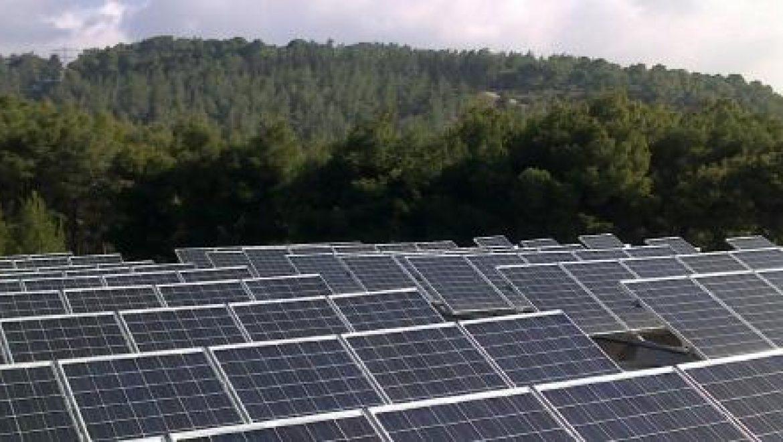שיכון ובינוי סביבה תקים 4 חוות סולאריות בהשקעה של 400 מיליון שקל
