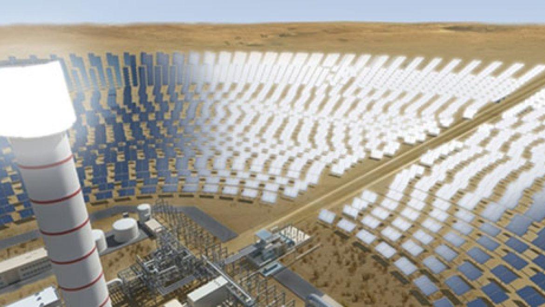 ברייטסורס מקימה את החווה התרמו סולארית הגדולה בעולם בקליפורניה