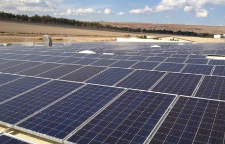 פרויקט טלאסול בספרד: אלומיי חתמה על הסכם לגידור מחיר החשמל בתעריף קבוע