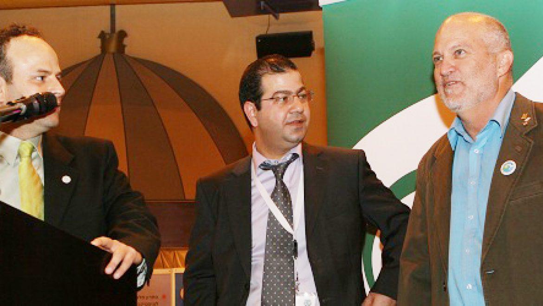 אות הוקרה מיוחד הוענק לאילן סולימאן על פעילותו לקידום אנרגיה מתחדשת