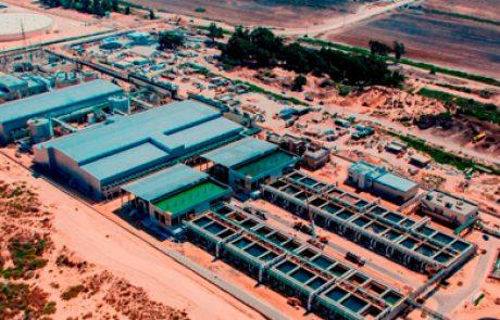 מתקן התפלת המים הגדול בישראל החל לפעול במלוא התפוקה
