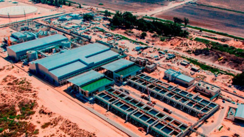 תחנת הכוח שורק תרכוש גז ממאגר תמר ב-670 מיליון דולר