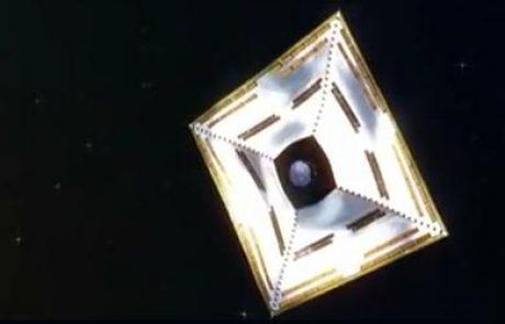החללית היפנית החלה לנוע בעזרת מפרש השמש הסולארי אל כוכב הלכת נוגה