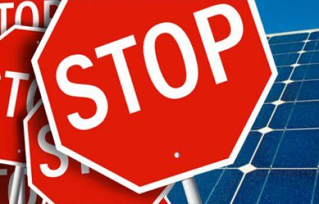 """דו""""ח חדש טוען: אנרגיות מתחדשות והפחתת גזי חממה? לא בישראל"""