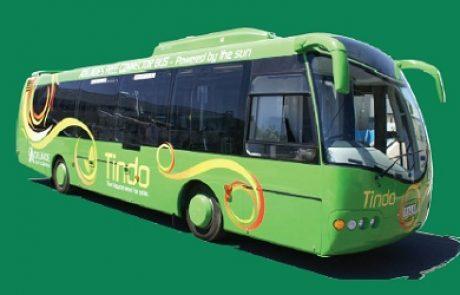 לראשונה בעולם: אוטובוס סולארי-חשמלי יסיע את תושבי אוסטרליה