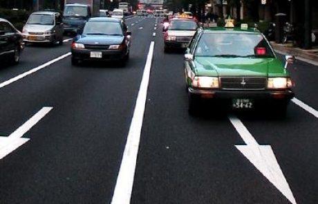 המוניות החשמליות של טוקיו