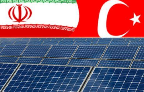איראן וטורקיה חתמו על שיתוף פעולה בתחום האנרגיות המתחדשות
