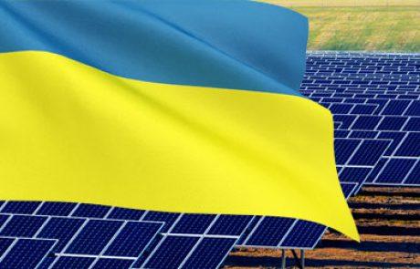 השוק הסולארי באוקראינה בדרך למעלה
