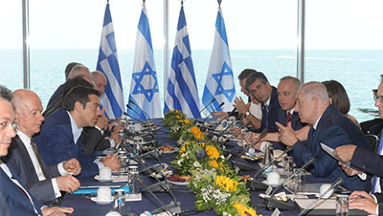 נחתם הסכם הצינור מישראל, יוון וקפריסין