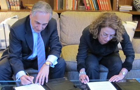 שיתוף פעולה בין אוניברסיטאות בן גוריון ושיקגו בתחום טיהור מים