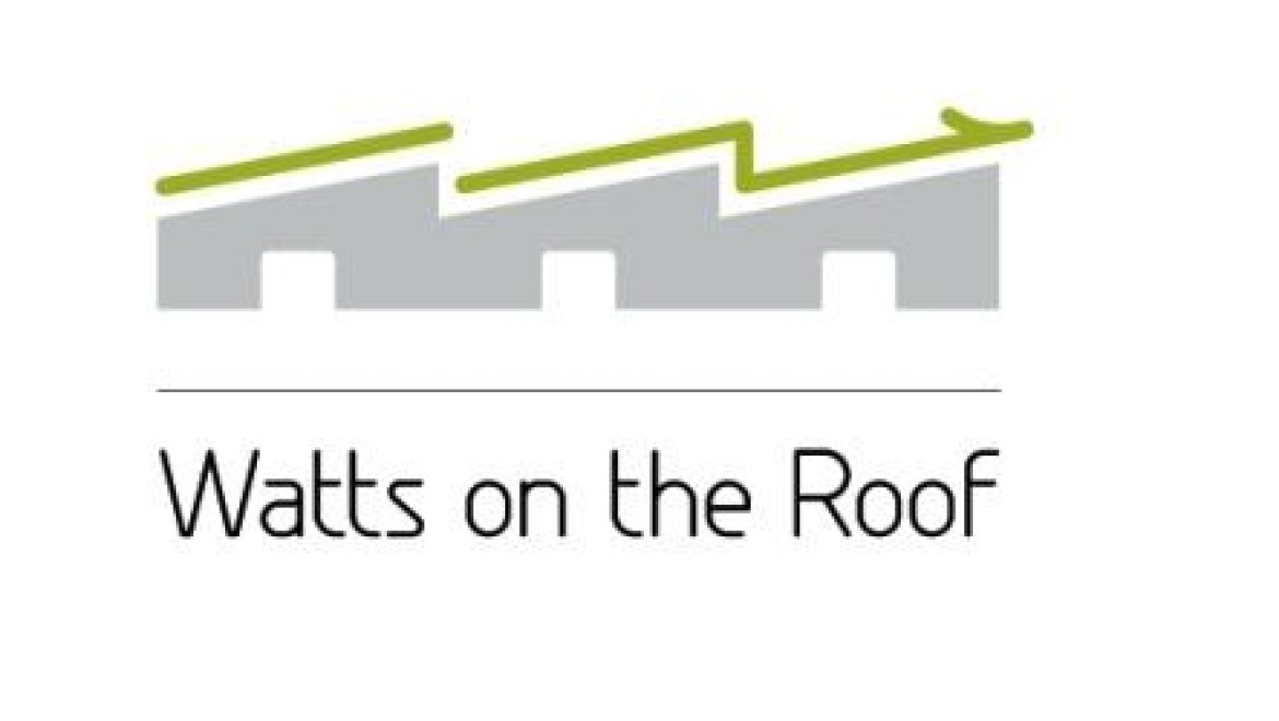 Watts On The Roof