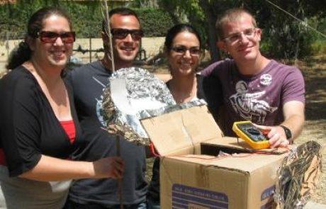 בלעדי: סטודנטים מכל הארץ התחרו בבניית מערכת סולארית במירוץ נגד הזמן