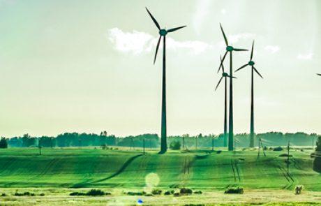 משרד האנרגיה פועל לצמצום מכסת ייצור החשמל מאנרגיית רוח