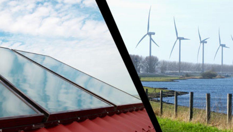 מסתמן: המועצה הלאומית לכלכלה תעדיף להשקיע באנרגיית הרוח על פני חשמל סולארי