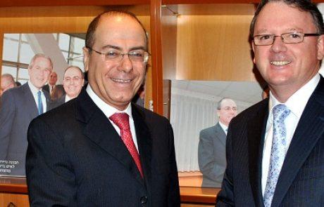 """מנכ""""ל וודסייד: טרם החלטנו אם נשקיע בישראל"""