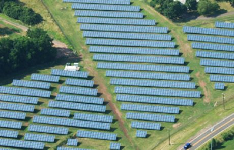 והנגב עוד יהיה פורח…בשדות סולאריים ירוקים של המגזר הבדואי